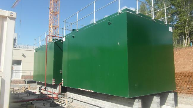Pumps and Fuel Installations - Fluid handling   storage to